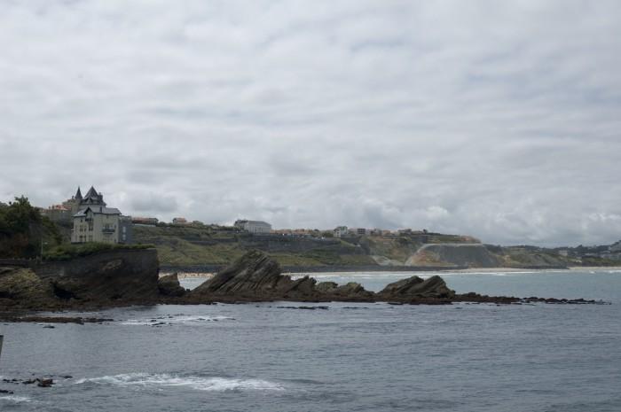 camping bord de mer Biarritz